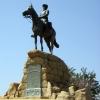 Reiterdenkmal (1911)  Windhoek, Namibia